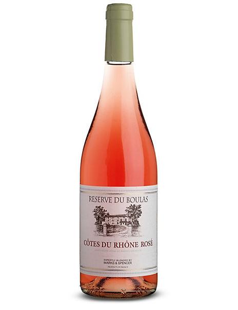 Côtes du Rhône Boulas Rosé - Case of 6