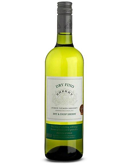 Fino Dry Sherry - Case of 6