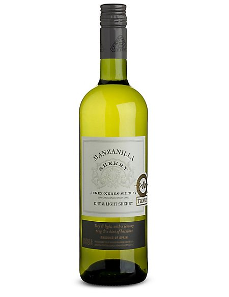 Manzanilla Sherry - Case of 6