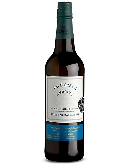 Pale Cream Sherry - Case of 6