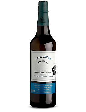 Pale Cream Sherry - Case of 6