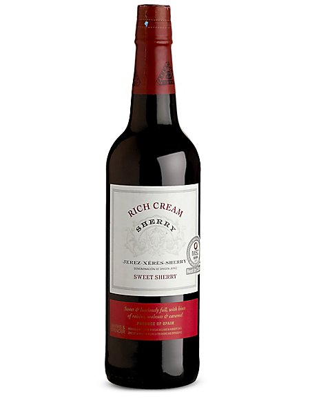 Rich Cream Sherry - Case of 6