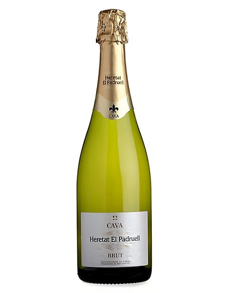 Hererat El Padruell NV Cava - Case of 6