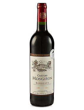 Chateau Mongiron - Case of 6