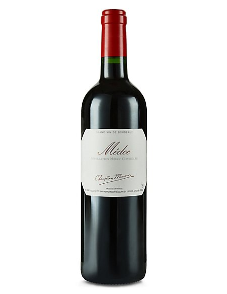Christian Moueix Medoc - Case of 6