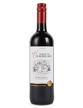 Mayne De Beauregard Bergerac Red - Case of 6