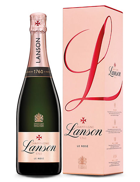 Lanson Rose - Single Bottle