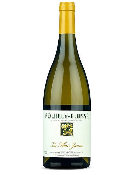 La Fleur Jaune Pouilly Fuissé - Single Bottle