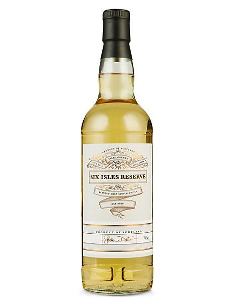 Six Isles Blended Malt Whisky - Single Bottle