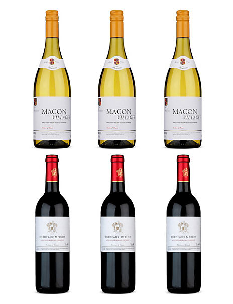 French Favourites Six - Case of 6