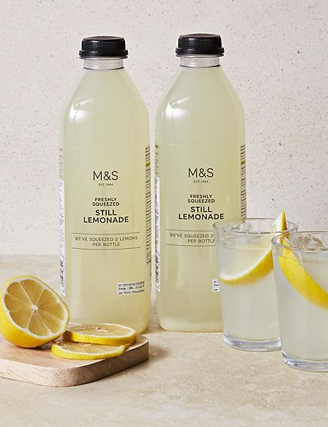 Freshly Squeezed Lemonade (2 Bottles)