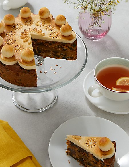 Easter Simnel Cake - Serves 11 (Pre-order for Easter collection 18th-20th April)