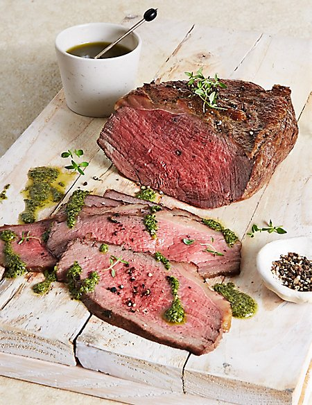 English Oak - Smoked Beef Rump (Serves 4) - Available to collect until 3rd July