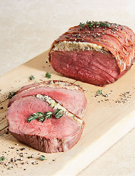 Collection Prosciutto Wrapped Rump of Beef (Serves 6)