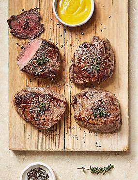 Thick Cut Fillet Steak (4 Pieces)