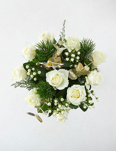 The Collection Christmas Magic & Sparkle Bouquet