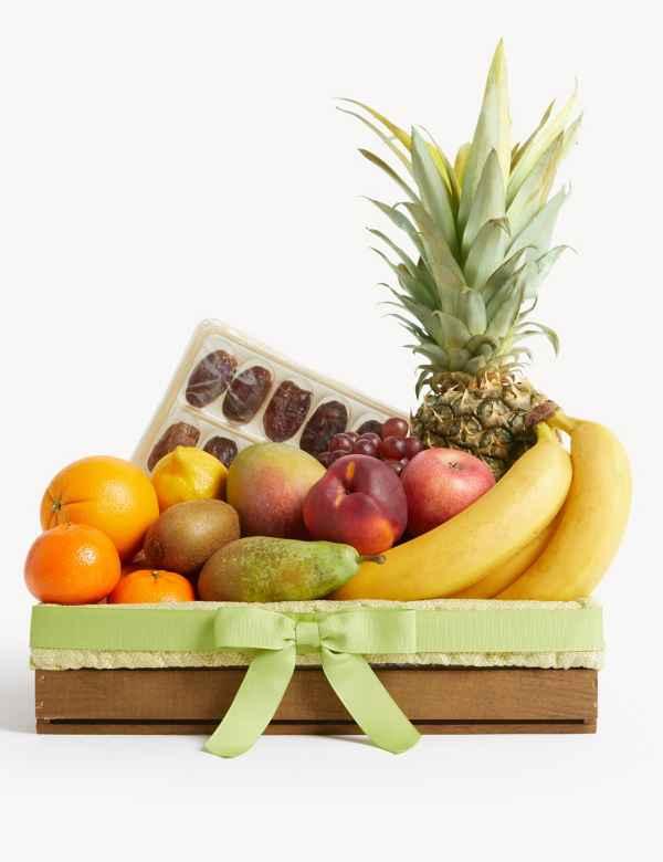 c36af661e8281 Fruit Baskets | Luxury & Traditional Fruit Gift Hampers | M&S