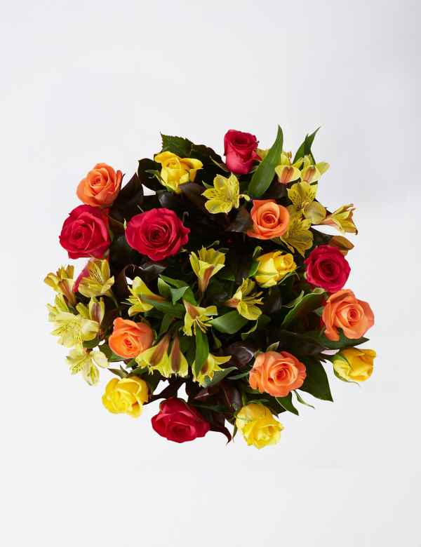 Bouquet Of Flowers Free Flower Bouquet Delivery M S