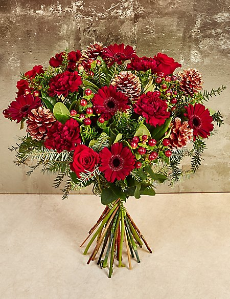 The Collection Christmas Grand Luxe Bouquet