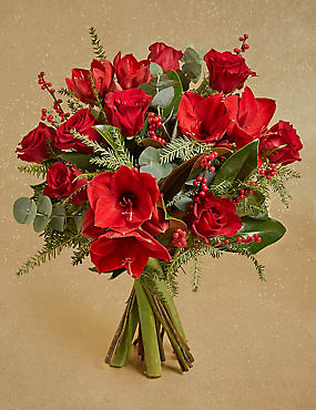 The Collection Red Velvet Bouquet