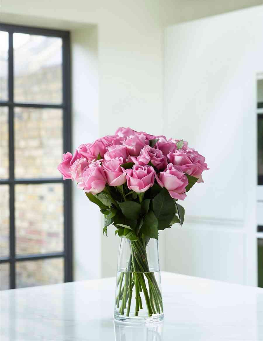 Fairtrade Pink Rose Bouquet Ms