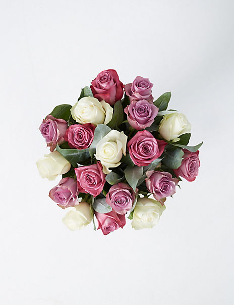 The Collection Lilac Rose Bouquet