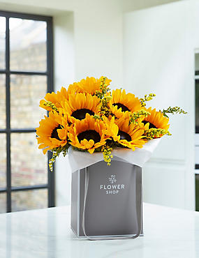 Birthday Gifts Yellow All Flowers Plants