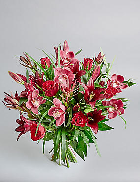 The Collection Exquisite Love Valentine's Bouquet