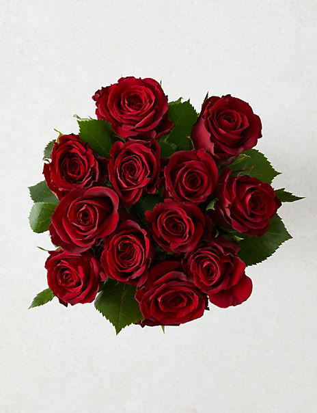 Valentine's Red Rose Gift Selection (Delivery from 10th February 2020)