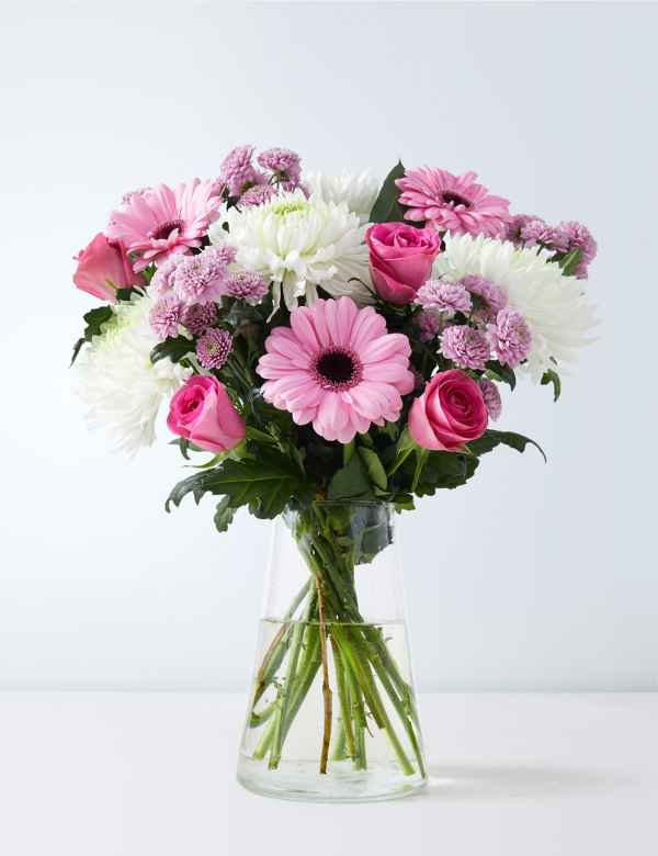 2143745a54ad03 Bouquet of Flowers | Free Flower Bouquet Delivery | M&S