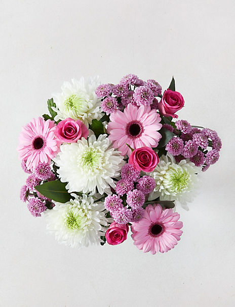 Candy Pink Bouquet