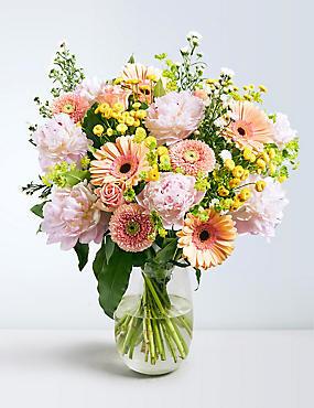 The Collection Summer Rose Garden Bouquet