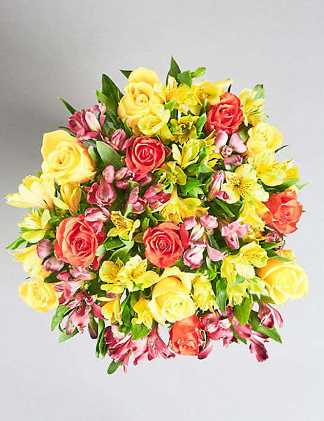 Fairtrade® Rose & Alstroemeria Bouquet