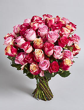 The Collection Rose Celebration Bouquet