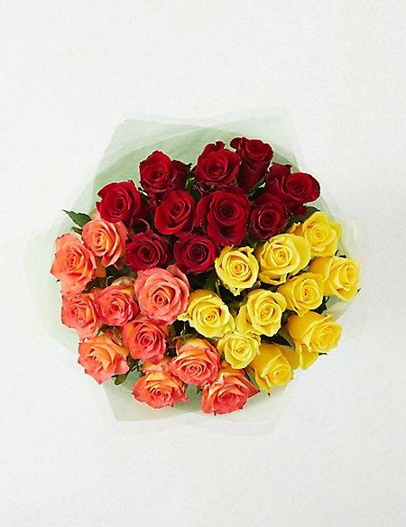 Autumn Rose Gift Bag