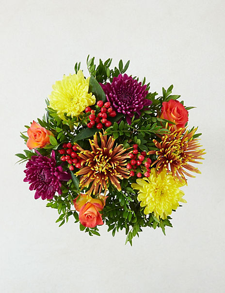 Autumn Bloom Bouquet