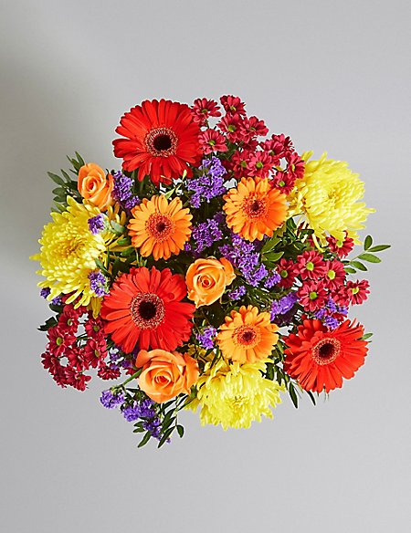 Brights Bouquet (Available until 5th May)