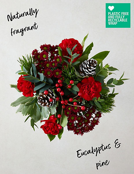 Winter Wonderland Bouquet