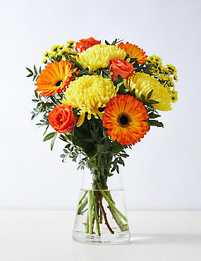 Citrus Bloom Bouquet