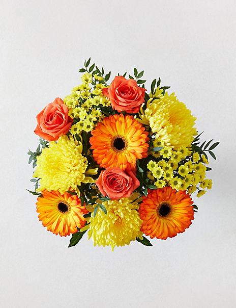 Citrus Bloom Bouquet