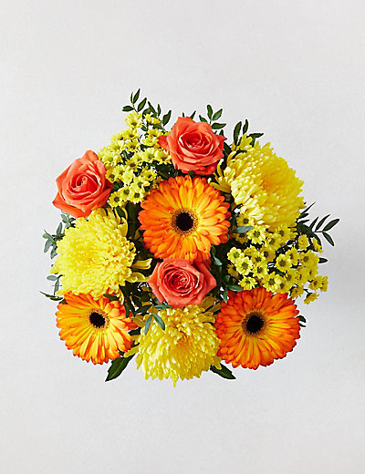 Citrus Bloom Bouquet Flowers