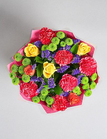 Summer Bright Flower Gift Bag