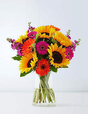 Sunflower Bouquet of the Season