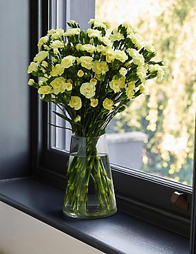 Pink Carnation & Alstromeria Bouquet