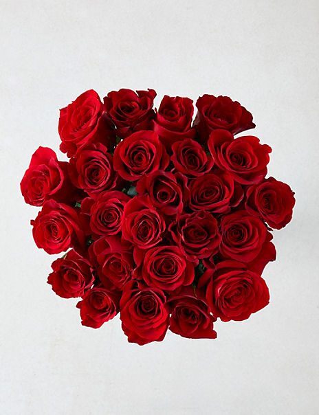 The Collection Two Dozen Freedom™ Roses Bouquet (Delivery from 10th February 2020)