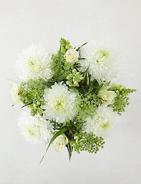 Serene Flower Bouquet