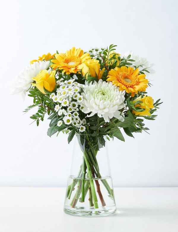 aef68f71bf54 Spring Sunshine Bouquet. Free Delivery