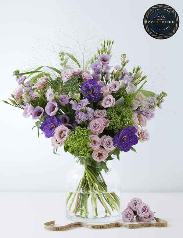 The Collection Luxury Orchid Bouquet Free Delivery