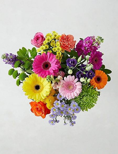 Spring Contemporary Mixed Bouquet