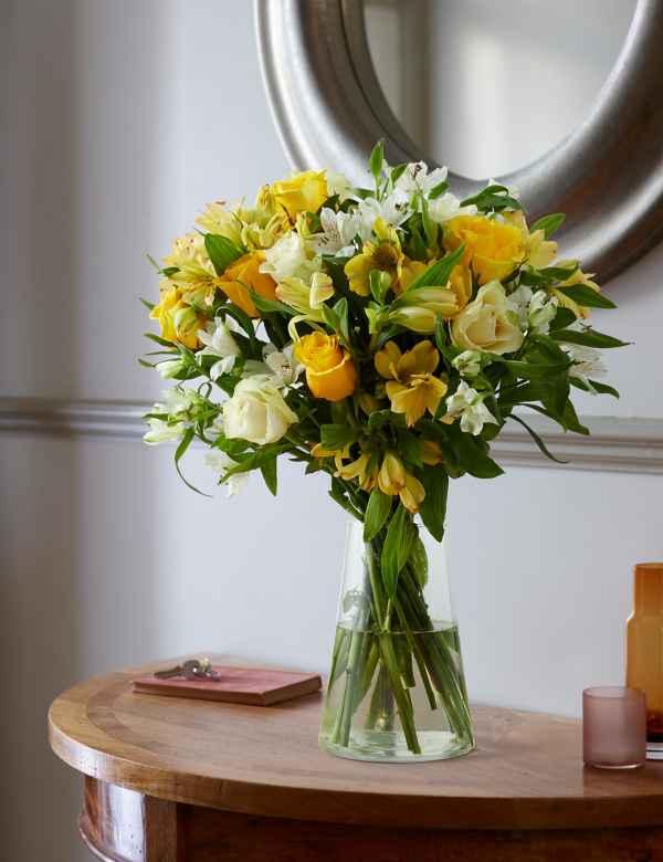 c927479b9fb4 Fairtrade® Rose   Alstroemeria Bouquet. Free Delivery